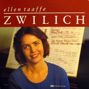 [Ellen Taaffe Zwilich - Passages / String Trio]