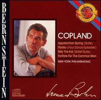 [Leonard Bernstein conducts Aaron Copland]