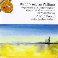 [Ralph Vaughan Williams - Symphony No. 2]