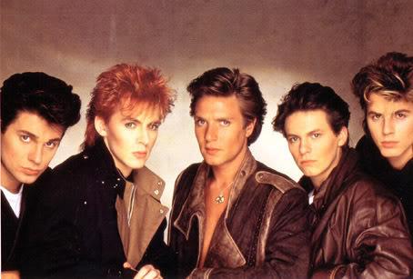 [Duran Duran, 1983]