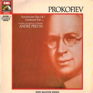 [Sergei Prokofiev - Symphony No. 1 / Lieutenant Kije Suite / Symphony No. 7]