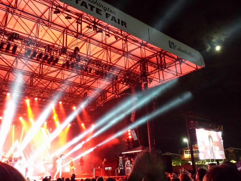 [Duran Duran, Washington State Fair, Sept. 23, 2015]