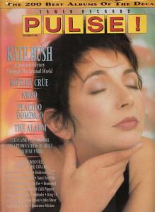 [Tower Records Pulse! magazine, Dec. 1989]