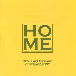 [Benjamin Gibbard and Andrew Kenny - Home, Vol. 5]