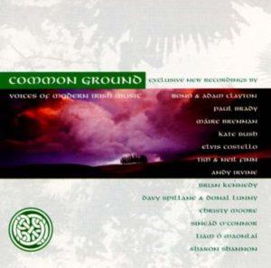 [Various Artists - Common Ground: Voices in Modern Irish Music]