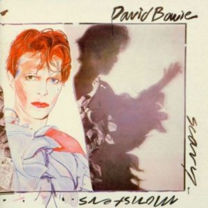[David Bowie - Scary Monsters]