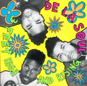[De La Soul - 3 Feet And and Rising]