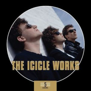 [Icicle Works - Five Albums]