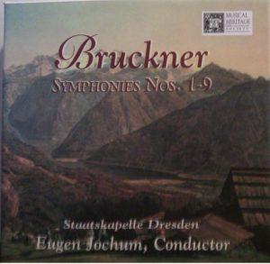 [Anton Bruckner - Symphonies Nos. 1-9]