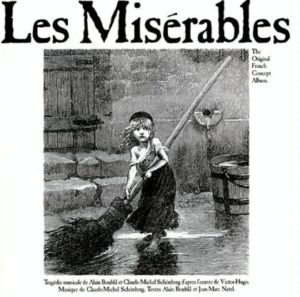 [Les Miserablés - Original French Concept Album]