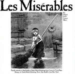 [Les Miserablés - Original French Concept Album]
