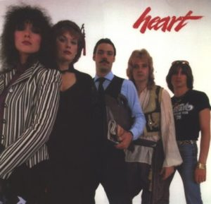 [Heart - Greatest Hits / Live]