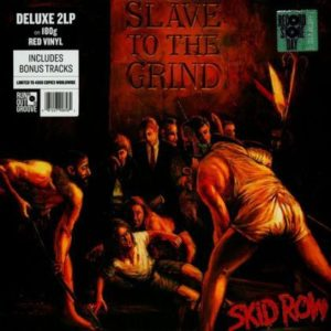 [Skid Row - Slave to the Grind]