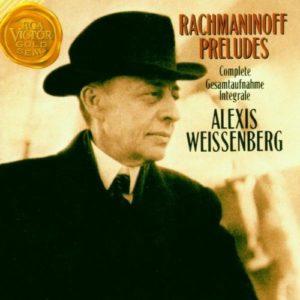 [Sergei Rachmaninov - Preludes (Alexis Weissenberg)]