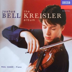 [Joshua Bell - The Kreisler Album]