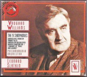 [Ralph Vaughan Williams - The 9 Symphonies]